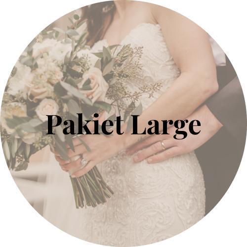 pakiet ślubny